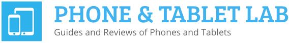 Phone & Tablet Lab